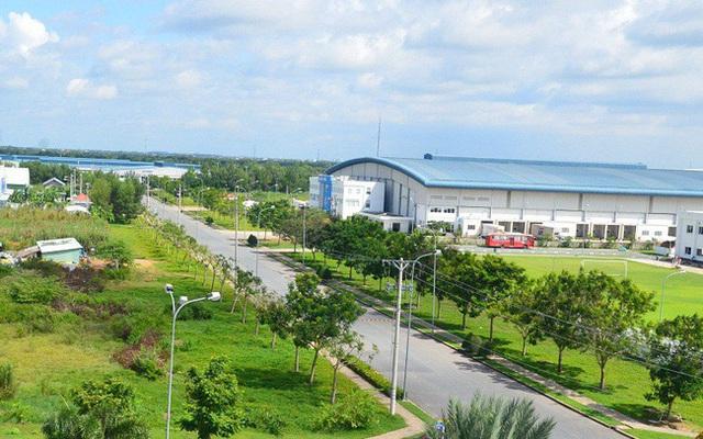 Giá thuê đất và nhà xưởng công nghiệp tiếp tục lập đỉnh mới trong quý đầu năm - Ảnh 2.