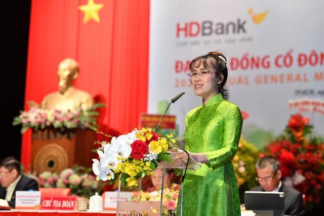 ĐHCĐ HDBank: Lên kế hoạch lợi nhuận hơn 7.200 tỷ đồng trong năm nay, trả cổ tức tỷ lệ 25% - Ảnh 4.