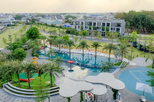 """Nhà phố vùng vệ tinh vào """"tầm ngắm"""" của giới đầu tư Sài Gòn - Ảnh 1."""