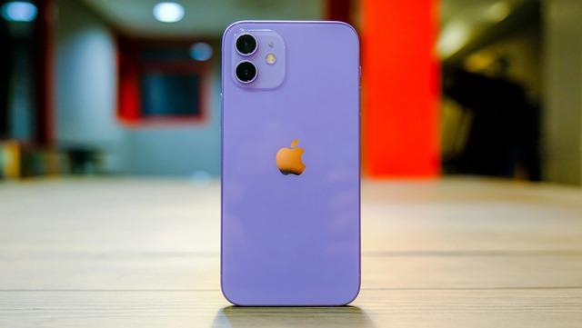 Đây là iPhone 12 màu tím Apple vừa ra mắt - Ảnh 1.