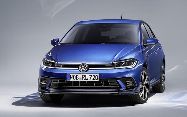Ra mắt Volkswagen Polo 2021: Sang lên nhiều lần, chờ về Việt Nam cứu vãn doanh số - Ảnh 2.