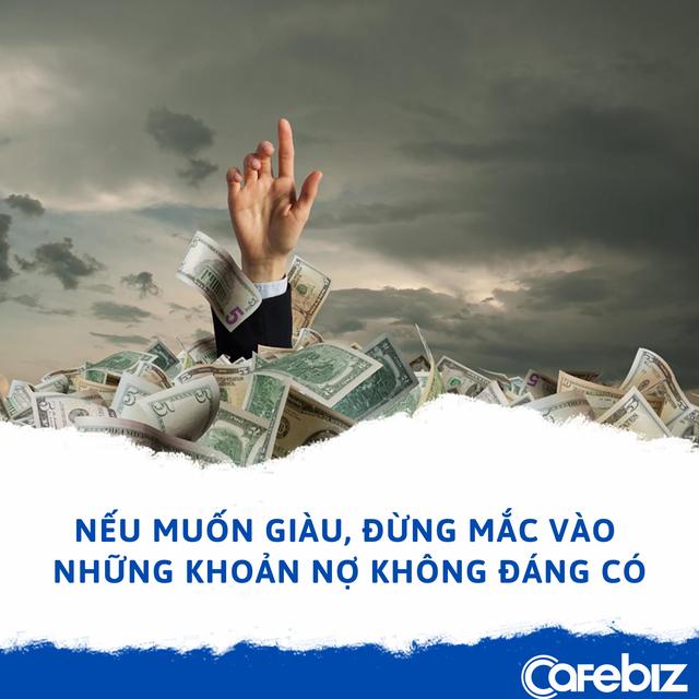 Dấu hiệu cho thấy bạn sắp giàu: Kêu ít, làm nhiều, thậm chí là thất bại ngay từ nhỏ - Ảnh 2.