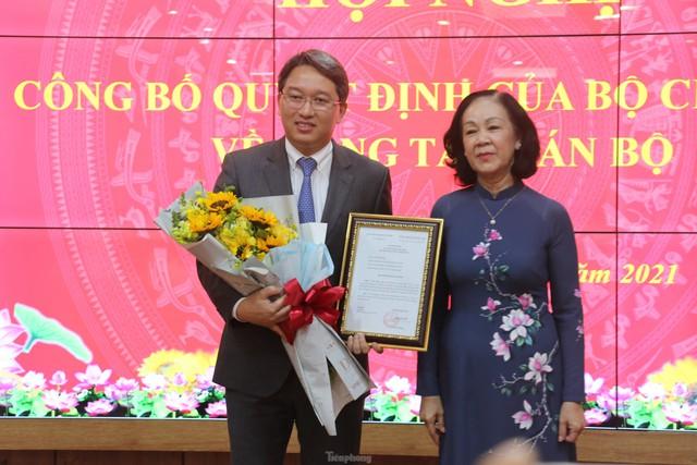 Bộ Chính trị phân công ông Nguyễn Hải Ninh làm Bí thư Khánh Hòa  - Ảnh 1.
