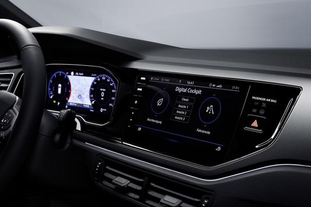 Ra mắt Volkswagen Polo 2021: Sang lên nhiều lần, chờ về Việt Nam cứu vãn doanh số - Ảnh 12.