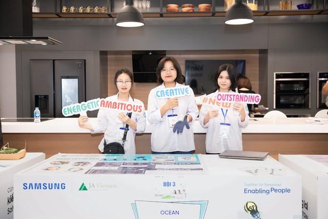 Tiếp tục đồng hành cùng thế hệ trẻ Việt Nam, Samsung chính thức khởi động cuộc thi Solve for Tomorrow 2021 - Ảnh 3.