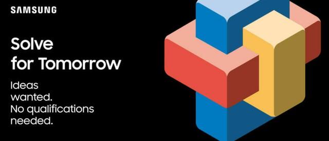 Tiếp tục đồng hành cùng thế hệ trẻ Việt Nam, Samsung chính thức khởi động cuộc thi Solve for Tomorrow 2021 - Ảnh 1.