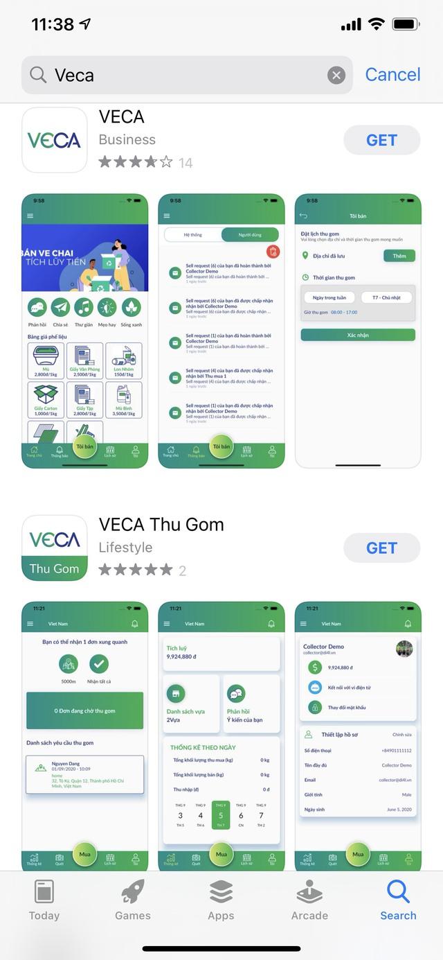 Kinh doanh thời 4.0: Xuất hiện Apps mua bán ve chai của 2 co-founder 8X, tương lai muốn là một mắc xích trong hệ sinh thái tái chế Việt Nam - Ảnh 1.