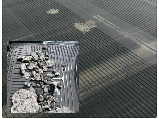 Đường băng Tân Sơn Nhất bị hư hỏng do sét đánh - Ảnh 1.