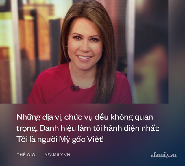 Cô gái gốc Việt chiếm lĩnh truyền hình trên đất Mỹ, ghi nhiều dấu ấn khiến ai cũng nể phục, nhất là niềm tự hào dân tộc dạt dào - Ảnh 20.