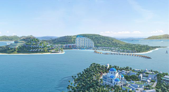 Phú Yên có thêm hai dự án nghỉ dưỡng quy mô 37ha tại thị xã Xuân Cầu - Ảnh 1.