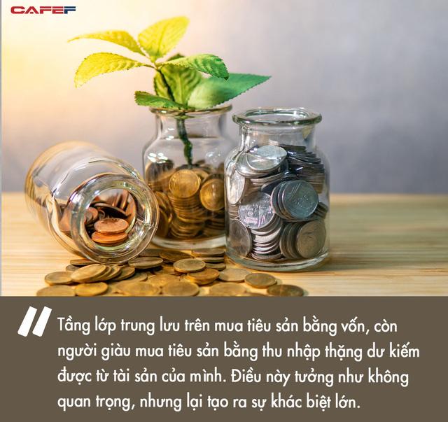 Ranh giới mong manh giữa tầng lớp trung lưu trên và giới nhà giàu: Tiền thì ai cũng có, nhưng tiêu thế nào mới là điều làm nên khác biệt - Ảnh 2.