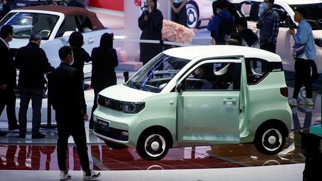 Vì sao chiếc xe điện giá ngang Honda SH này đang khiến cả thế giới phải sửng sốt? - Ảnh 1.