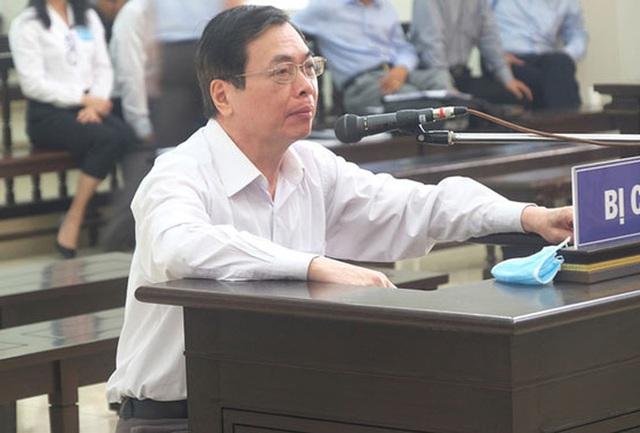 Xét xử vụ án đất vàng Sabeco: Ông Vũ Huy Hoàng bị đề nghị 10-11 năm tù  - Ảnh 1.