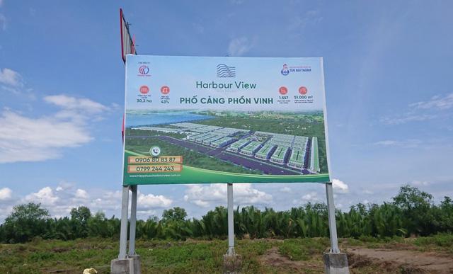 3 năm mở bán, pháp lý dự án Hiệp Phước Harbour tại Long An vẫn chỉ nằm 'trên miệng' chủ đầu tư - Ảnh 1.
