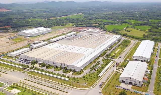 Giá thuê bất động sản công nghiệp lập đỉnh mới - Ảnh 2.