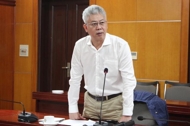 Ông Nguyễn Đức Kiên: Tổ Tư vấn kinh tế của Thủ tướng vẫn hoạt động bình thường - Ảnh 1.