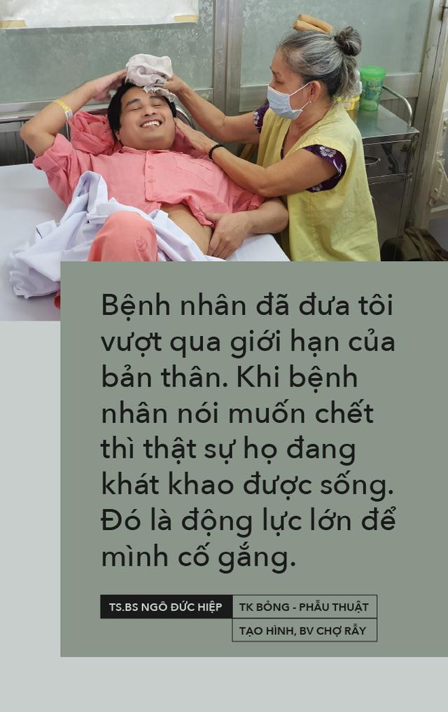 11 năm đào hang không đáy, quyết định lịch sử của bác sĩ BV Chợ Rẫy và cái kết trong mơ của người nằm viện lâu nhất Việt Nam - Ảnh 11.