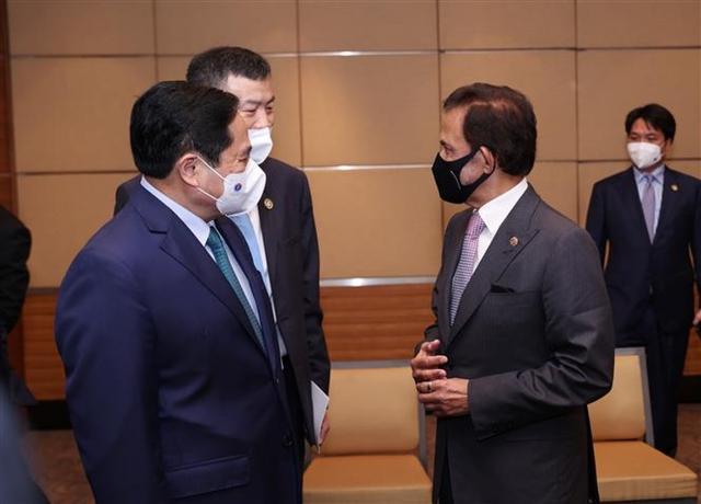 Chùm ảnh: Thủ tướng Phạm Minh Chính dự Hội nghị các Nhà lãnh đạo ASEAN - Ảnh 11.