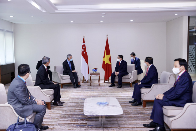 Chùm ảnh: Thủ tướng Phạm Minh Chính dự Hội nghị các Nhà lãnh đạo ASEAN - Ảnh 16.