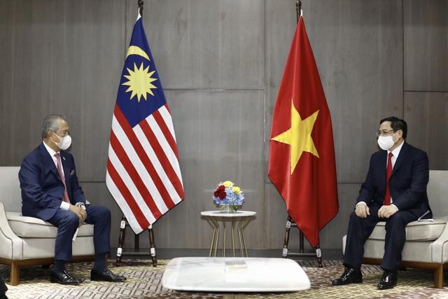Chùm ảnh: Thủ tướng Phạm Minh Chính dự Hội nghị các Nhà lãnh đạo ASEAN - Ảnh 17.