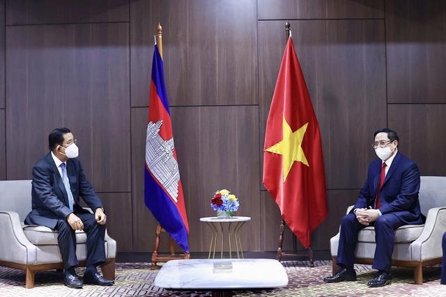 Chùm ảnh: Thủ tướng Phạm Minh Chính dự Hội nghị các Nhà lãnh đạo ASEAN - Ảnh 19.
