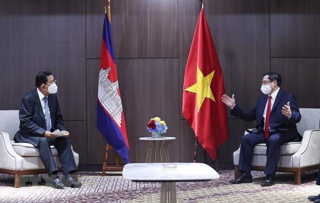 Chùm ảnh: Thủ tướng Phạm Minh Chính dự Hội nghị các Nhà lãnh đạo ASEAN - Ảnh 20.