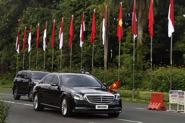 Chùm ảnh: Thủ tướng Phạm Minh Chính dự Hội nghị các Nhà lãnh đạo ASEAN - Ảnh 4.