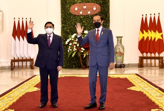 Chùm ảnh: Thủ tướng Phạm Minh Chính dự Hội nghị các Nhà lãnh đạo ASEAN - Ảnh 6.