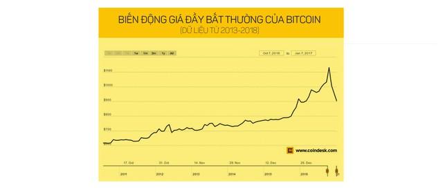 """Bitcoin: Cuộc chơi của những """"cá mập"""" thông minh - Ảnh 7."""