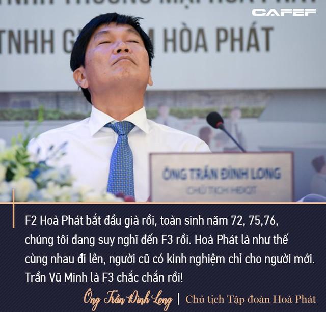 Chủ tịch Hoà Phát Trần Đình Long: Mình sống trên đất nước này mình nên có đóng góp, tôi sẵn sàng nộp thuế - Ảnh 10.