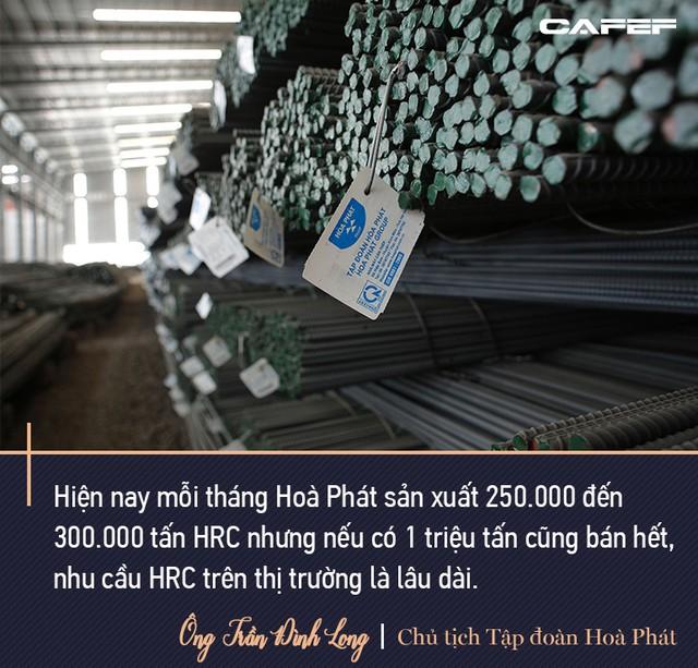 Chủ tịch Hoà Phát Trần Đình Long: Mình sống trên đất nước này mình nên có đóng góp, tôi sẵn sàng nộp thuế - Ảnh 3.