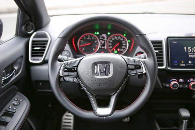 Đánh giá Honda City 2021 – Tiểu Accord lấy gì đấu Hyundai Accent và Toyota Vios? - Ảnh 5.
