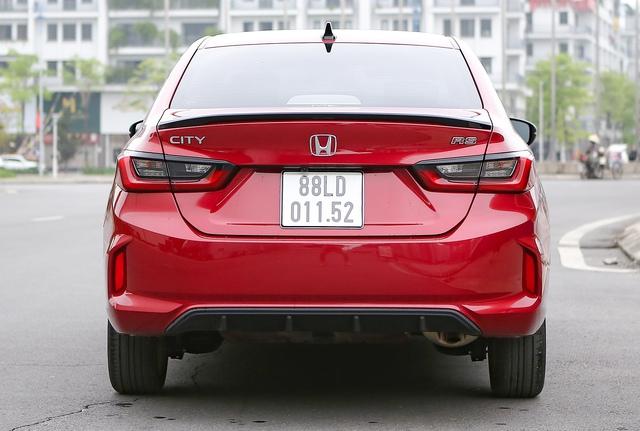 Đánh giá Honda City 2021 – Tiểu Accord lấy gì đấu Hyundai Accent và Toyota Vios? - Ảnh 3.