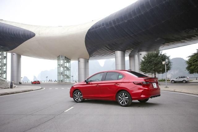 Đánh giá Honda City 2021 – Tiểu Accord lấy gì đấu Hyundai Accent và Toyota Vios? - Ảnh 9.