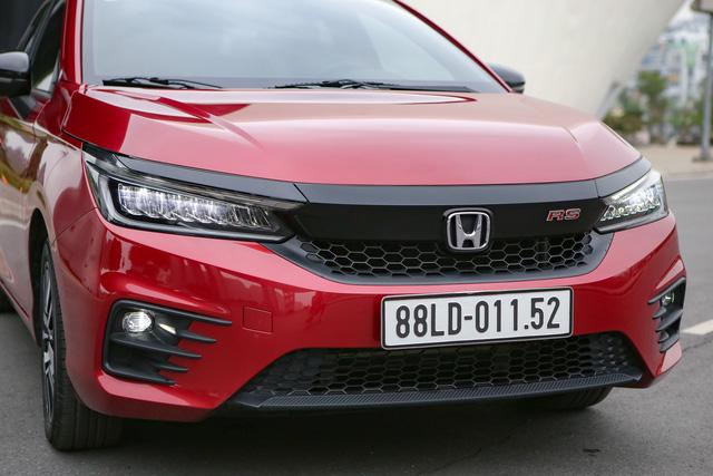 Đánh giá Honda City 2021 – Tiểu Accord lấy gì đấu Hyundai Accent và Toyota Vios? - Ảnh 2.