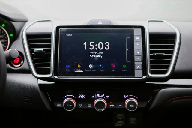 Đánh giá Honda City 2021 – Tiểu Accord lấy gì đấu Hyundai Accent và Toyota Vios? - Ảnh 6.