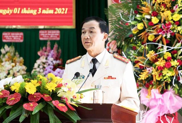 Chân dung 4 Giám đốc Công an tỉnh được điều động, bổ nhiệm trong 2 tháng qua - Ảnh 1.