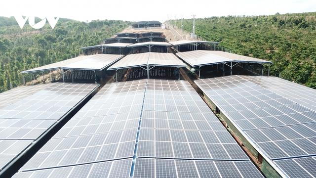 Gia Lai dư nguồn cung do phát triểnđiện mặt trời áp mái ồ ạt - Ảnh 2.
