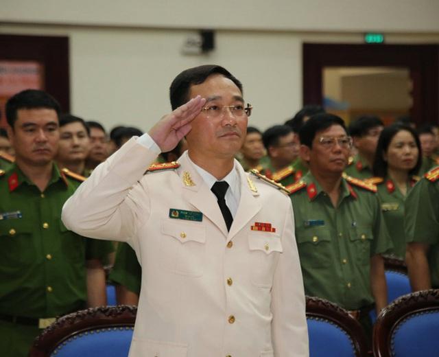 Chân dung 4 Giám đốc Công an tỉnh được điều động, bổ nhiệm trong 2 tháng qua - Ảnh 4.