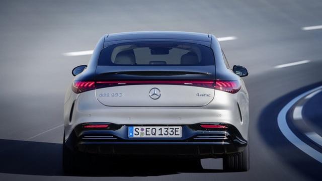 Mercedes-Benz EQS sắp về Việt Nam: Lớn như S-Class, chạy điện, có thể tận dụng trạm sạc VinFast - Ảnh 4.