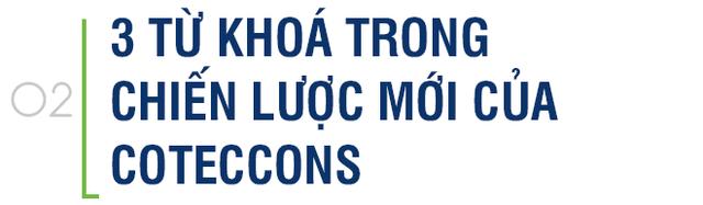 Chủ tịch Coteccons: Chúng tôi không thâu tóm, công ty vẫn rất Việt Nam từ tên gọi đến con người - Ảnh 4.