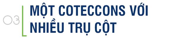 Chủ tịch Coteccons: Chúng tôi không thâu tóm, công ty vẫn rất Việt Nam từ tên gọi đến con người - Ảnh 6.