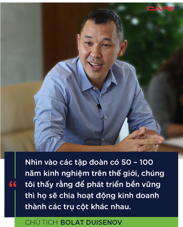 Chủ tịch Coteccons: Chúng tôi không thâu tóm, công ty vẫn rất Việt Nam từ tên gọi đến con người - Ảnh 7.