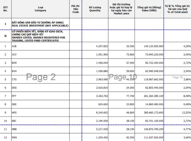 """Quỹ liên quan tới Dragon Capital chuẩn bị """"rót"""" hơn 1.000 tỷ đồng vào TTCK Việt Nam thông qua quỹ VFMVSF - Ảnh 1."""