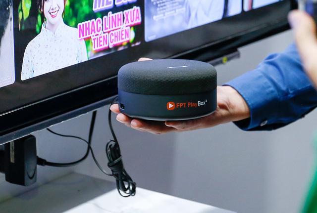 FPT ra mắt Play Box S kết hợp giữa TV Box và loa thông minh: Nhận diện tiếng Việt, kỳ vọng trở thành trái tim của nhà thông minh - Ảnh 2.