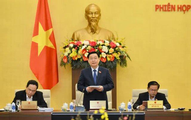 Thường vụ Quốc hội xem xét nhiều nội dung quan trọng tại kỳ họp 55 - Ảnh 1.