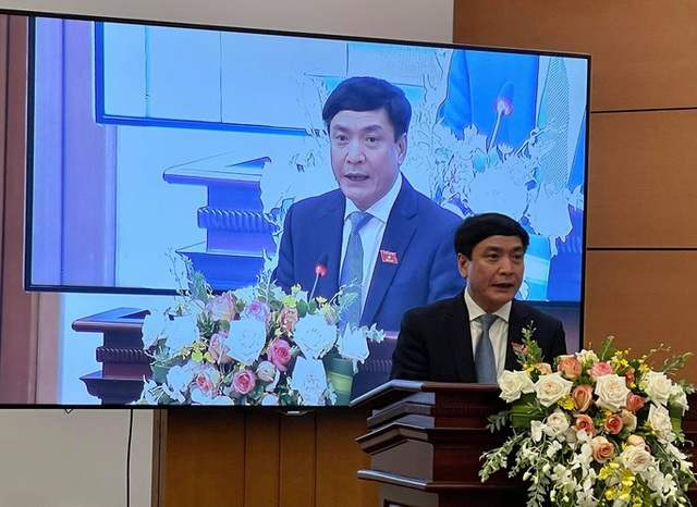 Ông Trương Trọng Nghĩa, ông Nguyễn Anh Trí là 2 trong 9 người tự ứng cử Đại biểu Quốc hội - Ảnh 1.