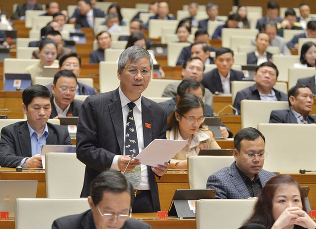 Ông Trương Trọng Nghĩa, ông Nguyễn Anh Trí là 2 trong 9 người tự ứng cử Đại biểu Quốc hội - Ảnh 3.
