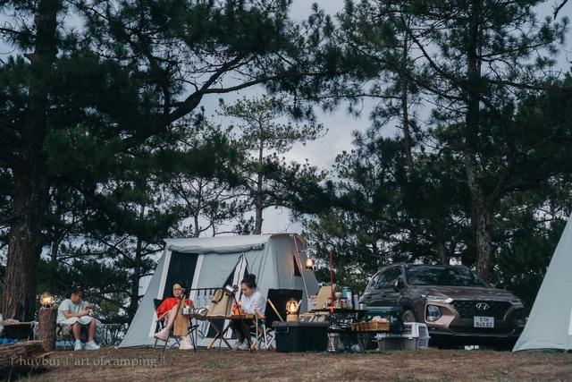Các gia đình Hà Nội, Sài Gòn muốn đi camping trong phạm vi 300km thì đừng bỏ lỡ loạt địa điểm từ núi tới biển quá đẹp này, sẵn sàng cho kỳ nghỉ 30/4, 1/5 thật chill thôi nào! - Ảnh 35.