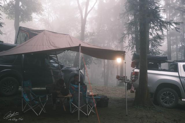 Các gia đình Hà Nội, Sài Gòn muốn đi camping trong phạm vi 300km thì đừng bỏ lỡ loạt địa điểm từ núi tới biển quá đẹp này, sẵn sàng cho kỳ nghỉ 30/4, 1/5 thật chill thôi nào! - Ảnh 6.